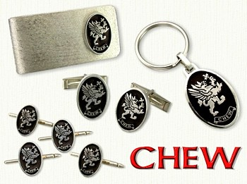 Chew Family Crest Products