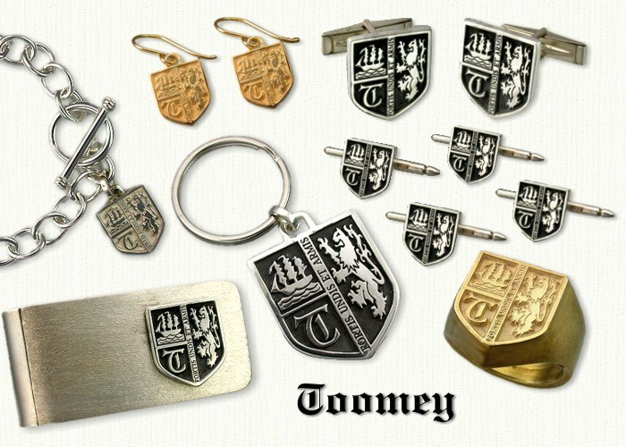 Family Crest Rings & crest jewelry - affordable, custom