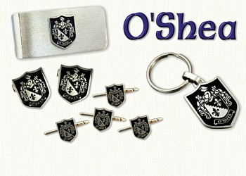 OShea Family Crest Products